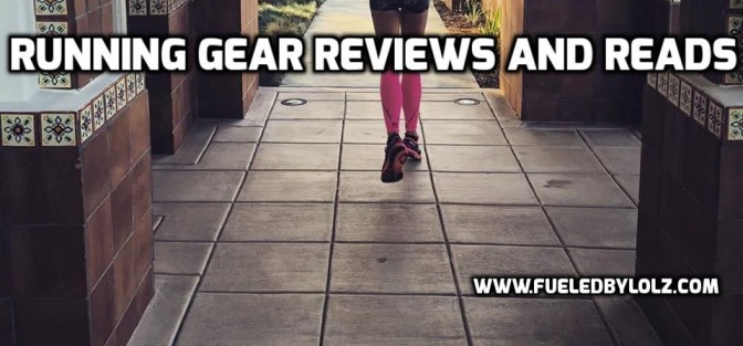 Running gear review and reads