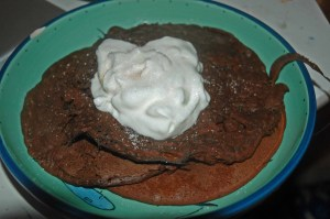 topped with greek yogurt because that is what I was feeling.