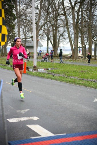 """One of my many 5ks that I finished between 19:00-19:10...the """"glory"""" days"""