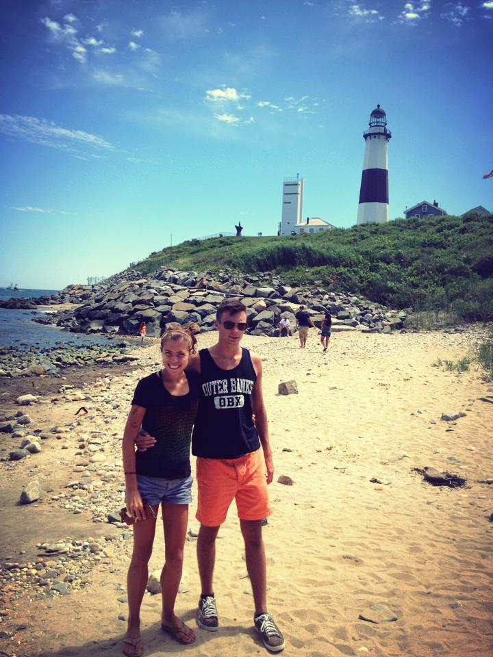 The end of Montauk