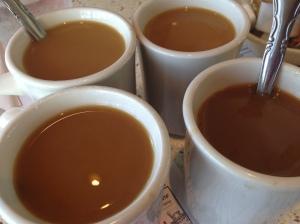 All Seasons Diner coffee