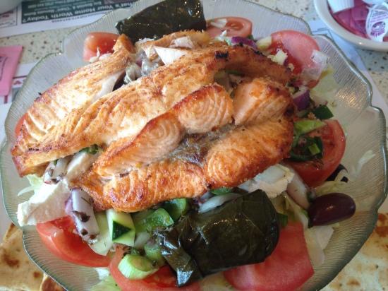 All seasons diner greek salad