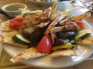Metro Diner salad