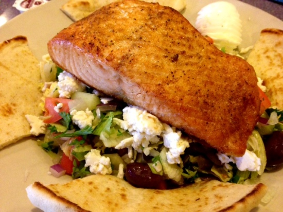 Golden Dove  DinerSalad