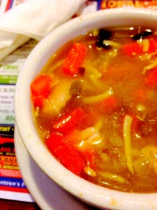 Phily Diner Soup