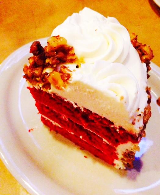Seven Star Red Velvet Cake