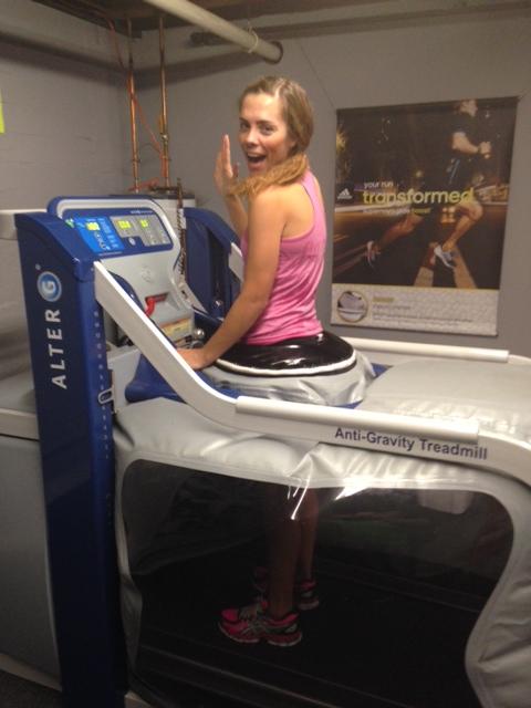 Alter G Treadmill