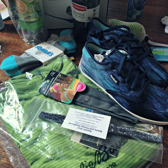Running and fitness Gear