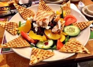 Legacy Diner Salad (2)