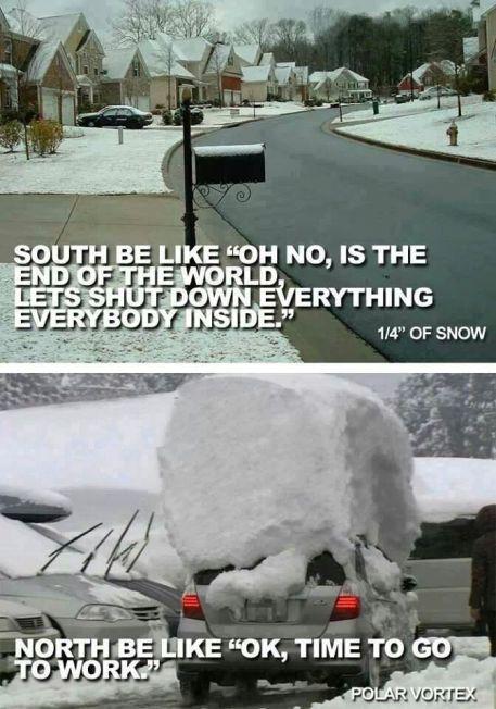 snow meme