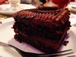 Club Diner Cake