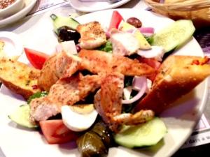 Club Diner Salad