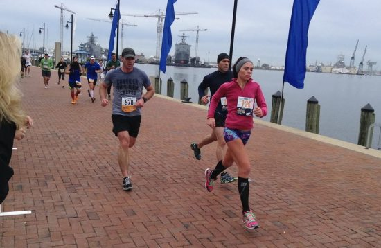 Harbor Lights Half Marathon 1