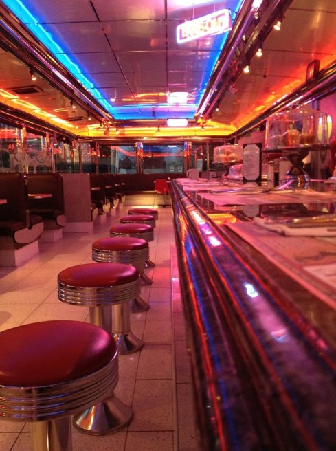 the whitman diner