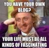 blogging meme 1