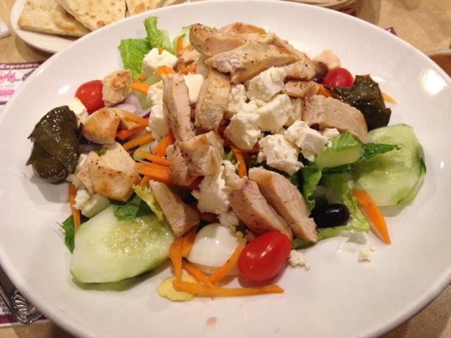Westmont Diner Salad