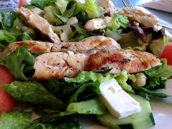 colonial diner salad