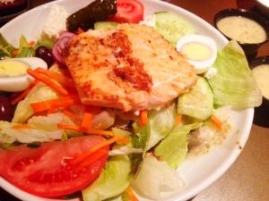 Pb Diner Salad