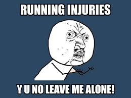 runner meme injured