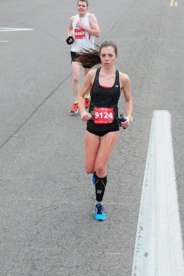 I hate running.