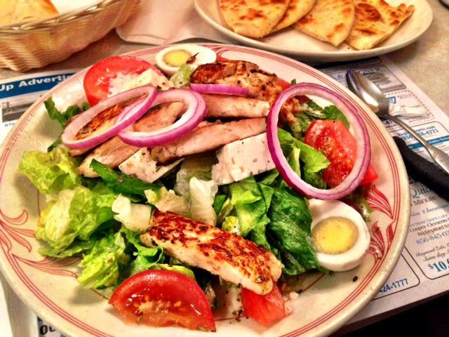 Freeway Diner Salad