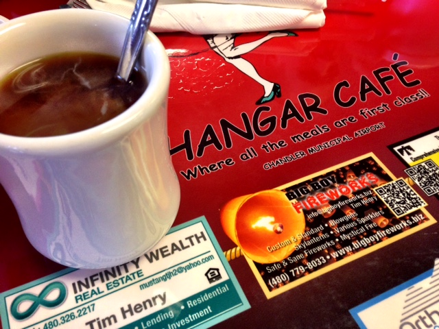 Hanger Cafe Coffee