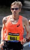 Ryan Hall, Meb Keflezighi