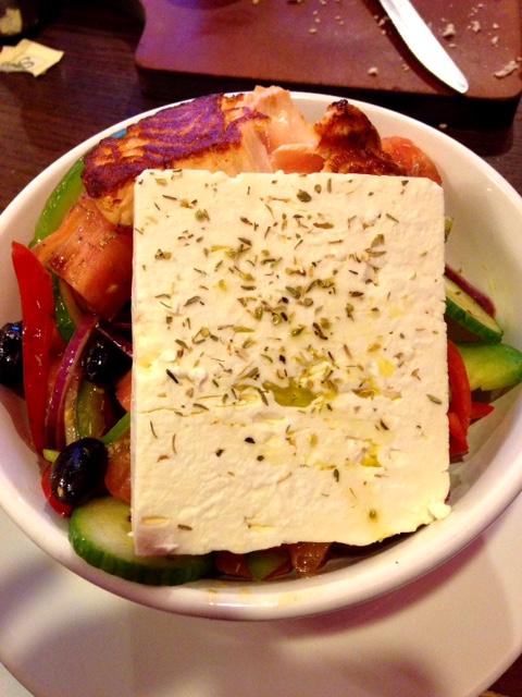 Tops Diner Salad 1