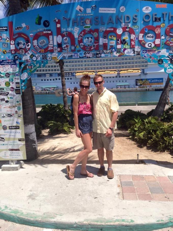 The Bahamas!