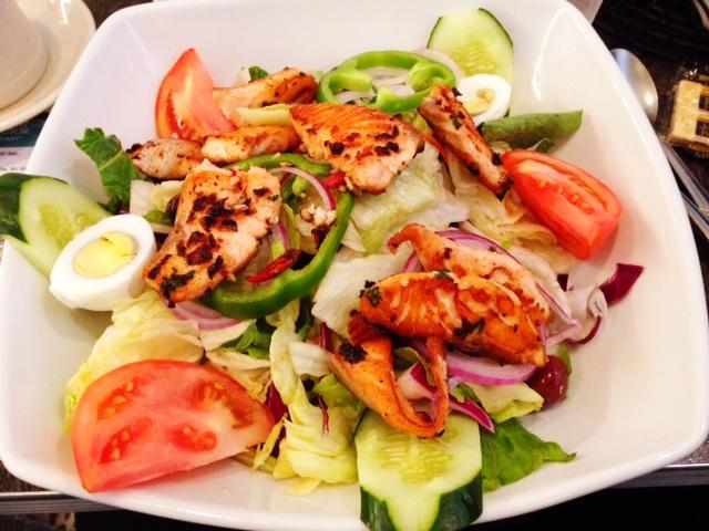 Geets Diner salad