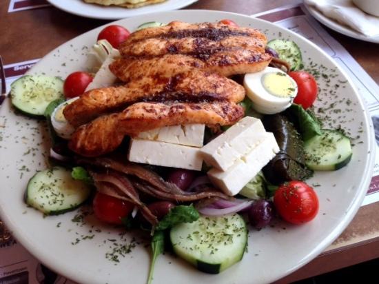 llanerch diner salad 1