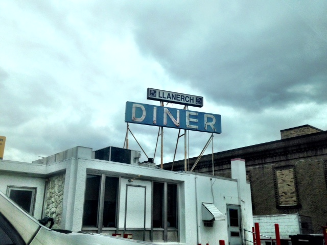 llanerch diner sign