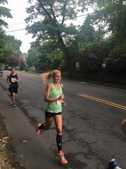 scott coffee run 8k
