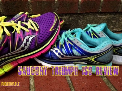 Saucony Triumph ISO Review