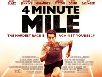 four minute mile movie