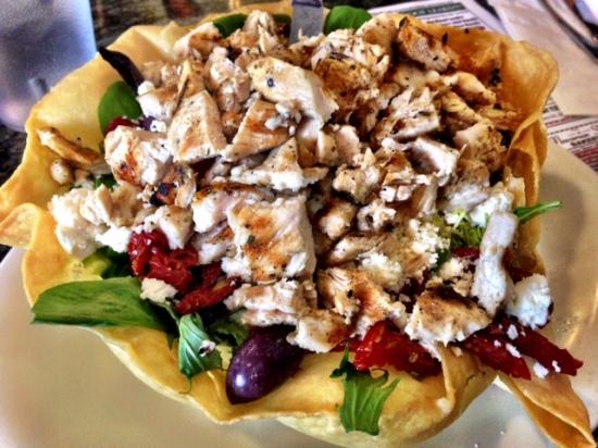 Princess Diner Maria Salad