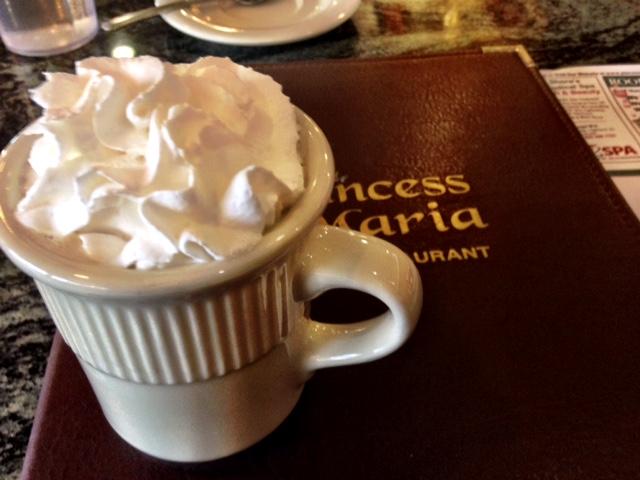 Princess Maria Coffee