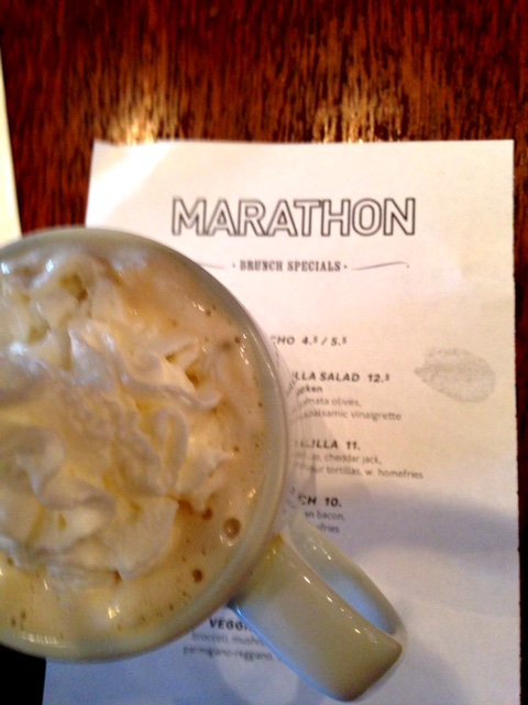 marathon grill coffee