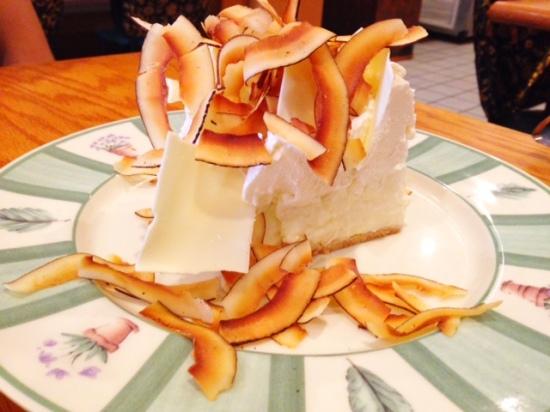 Ritz Seafood Coconut Creme Pie