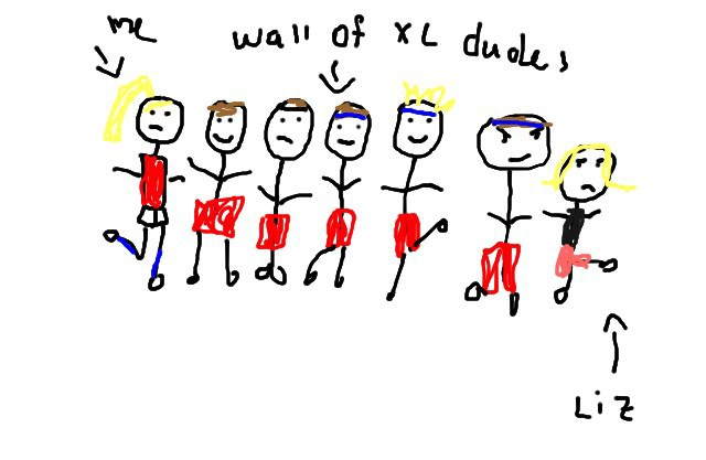 WALL OF DUDES