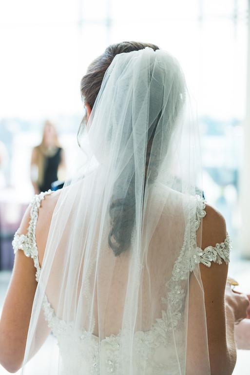 behind dress