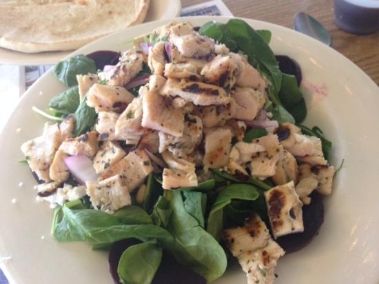 Daphnes Diner Salad