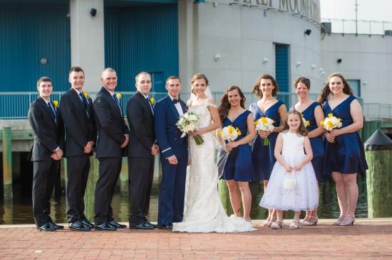 wedding party 1