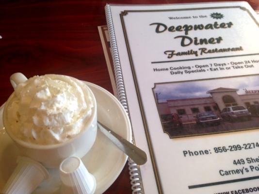 Deepwater Diner Coffee
