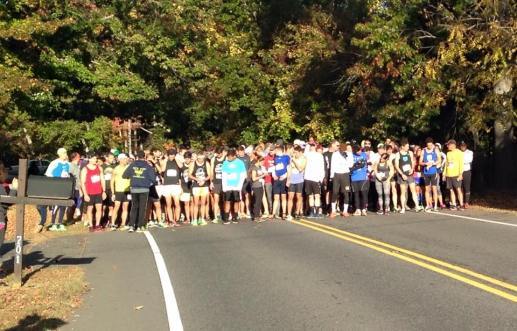 Runners everywhere!