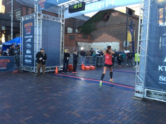 finishing runners world