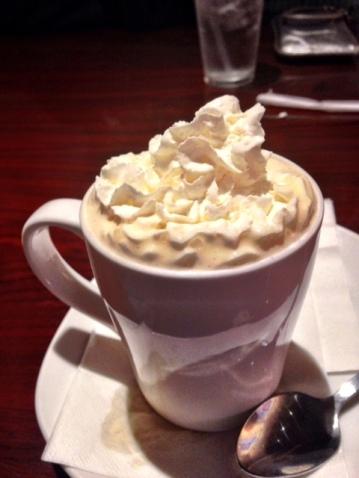 modern malt coffee