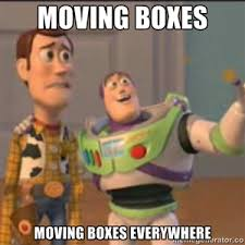 moving box meme