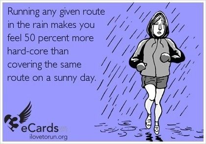 rainy run meme
