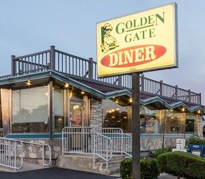 Via the Golden Gate Diner Website